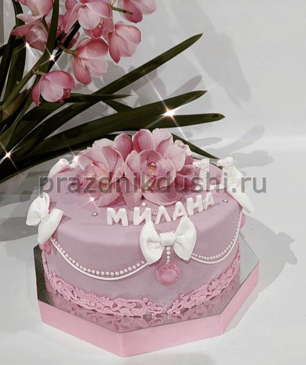 Торт - Цветок
