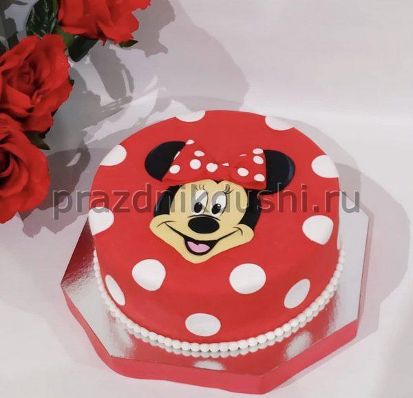 Торт Малышка Минни