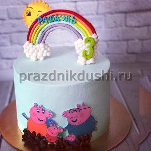 Торт для детского праздника