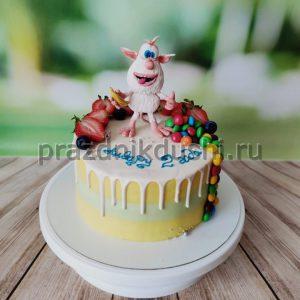 Торт для подростка — Весёлый тролль