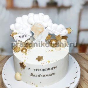 Торт для подростка — Облака