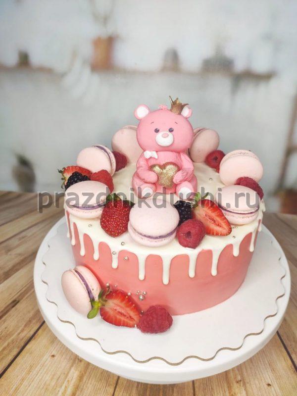 Торт Медвежонок