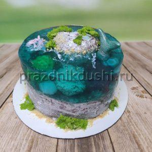 Торт для подростка — Морской