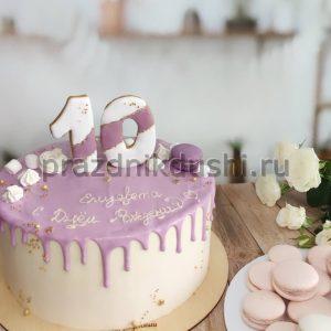 Торт для подростка — День рождения