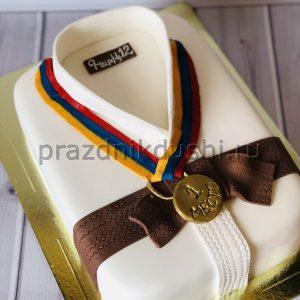Торт — Кимоно победителю