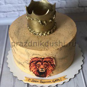 Торт — День рождения Царя