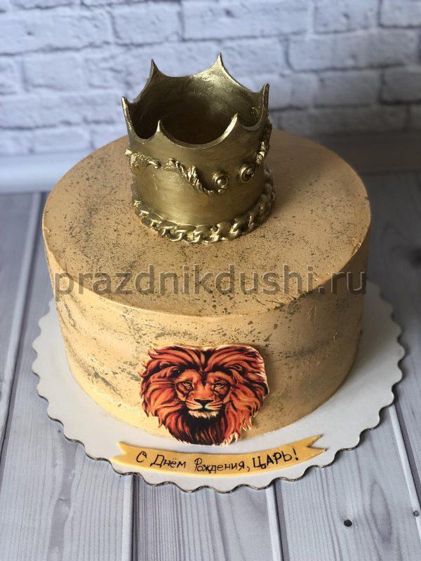 Торт - День рождения Царя