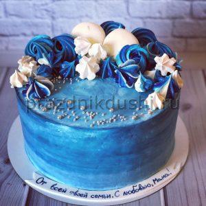 Торт — Ракушки