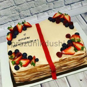 Торт —  Рукопись