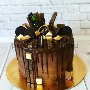 Торт —  Виски с шоколадом