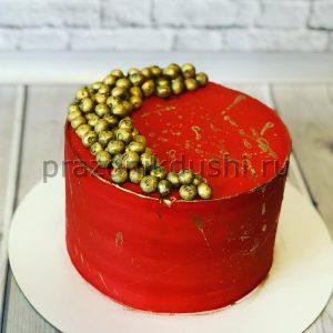 Торт — Золотая черника