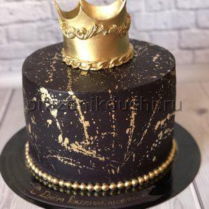 Торт — Корона любимому