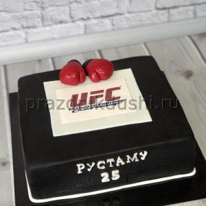Торт — День рождения боксёра