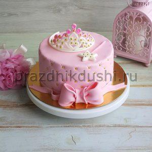 Торт для подростка — День рождения Принцессы