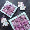 Зефир - цветы розовые