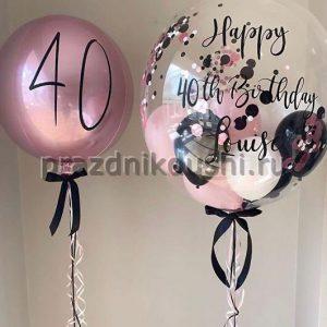 Композиция из шаров № 42